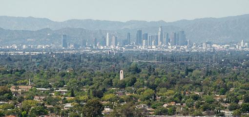 Хмарочоси Лос Анджелесу