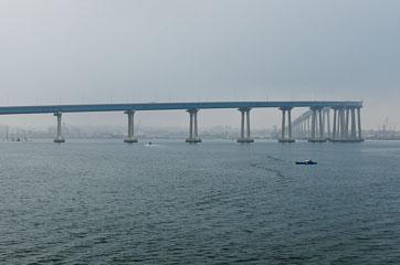 Міст Coronado вранці
