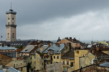 Дахи Львова