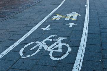 Доріжка для велосипедистів