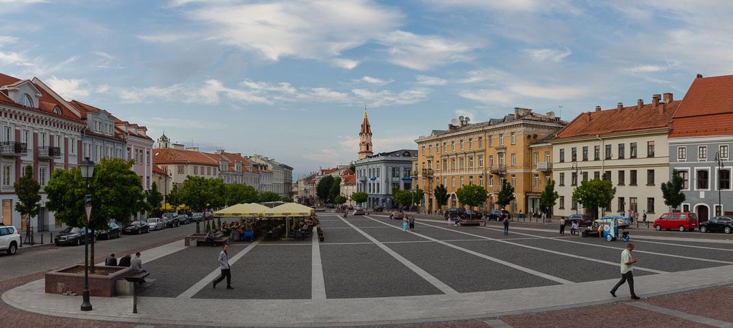 Панорама площі