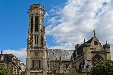 Церква Сен-Жермен