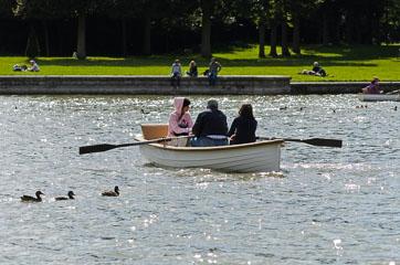 Човен на ставку