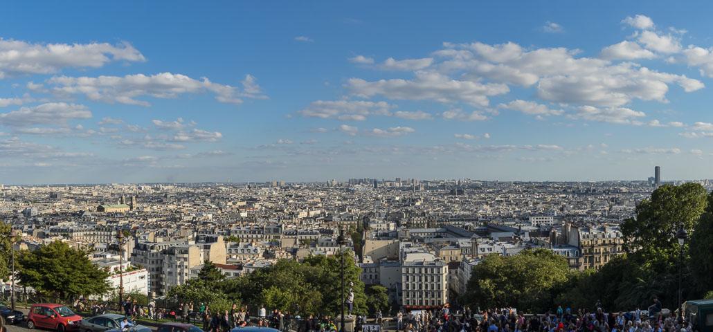 Панорама Парижу