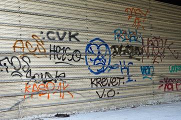 Написи на стіні