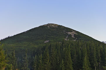 Гора Хом'як