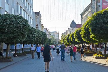 Пішохідна вулиця