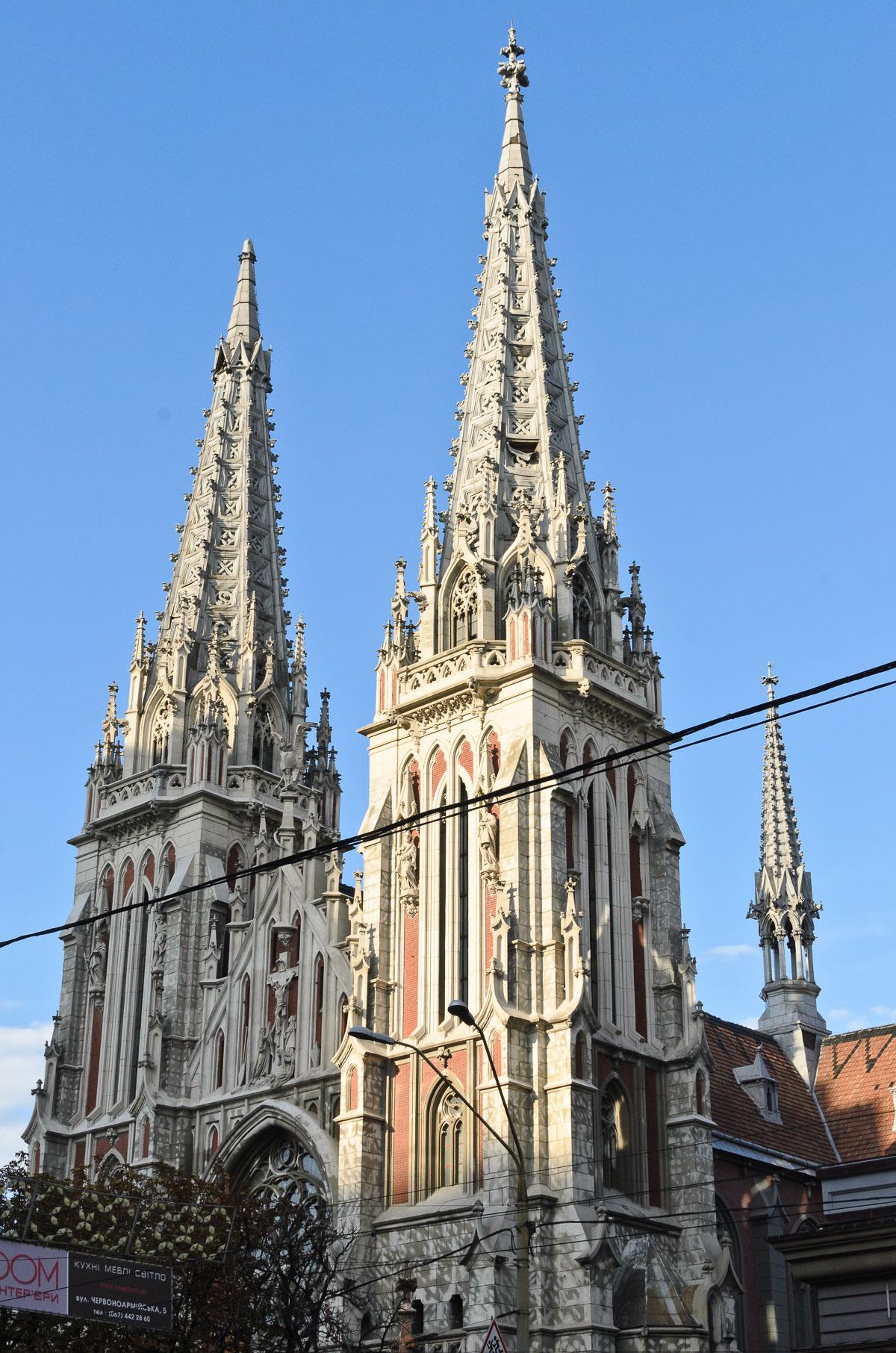 Костьол святого Миколая