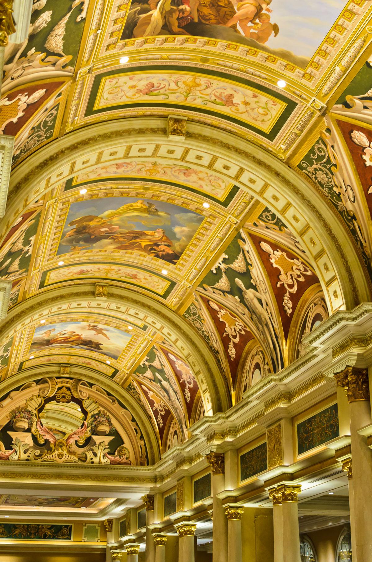 В готелі «Венеція»
