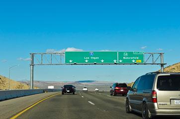 Дорога на Лас Вегас