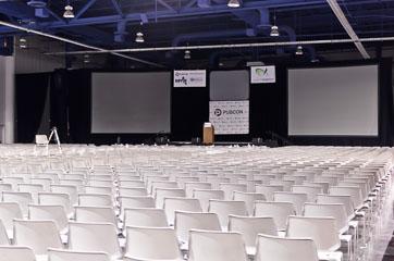 Пуста зала #pubcon