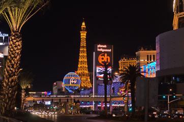 Готелі «Париж» та «Планета Голівуд»