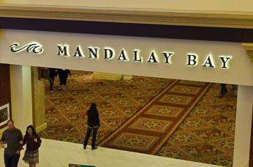 Готель «Мандалай Бей»