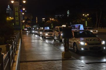 Черга таксі