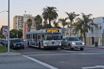 Святковий автобус