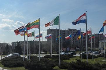 Прапори країн Унії