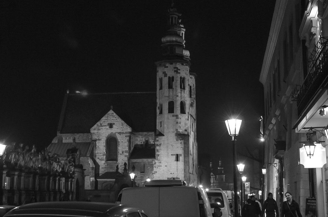 Костел святого Андрія