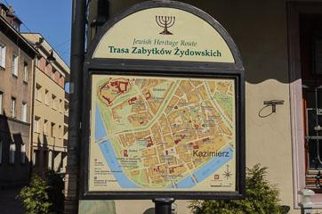 Мапа єврейського району