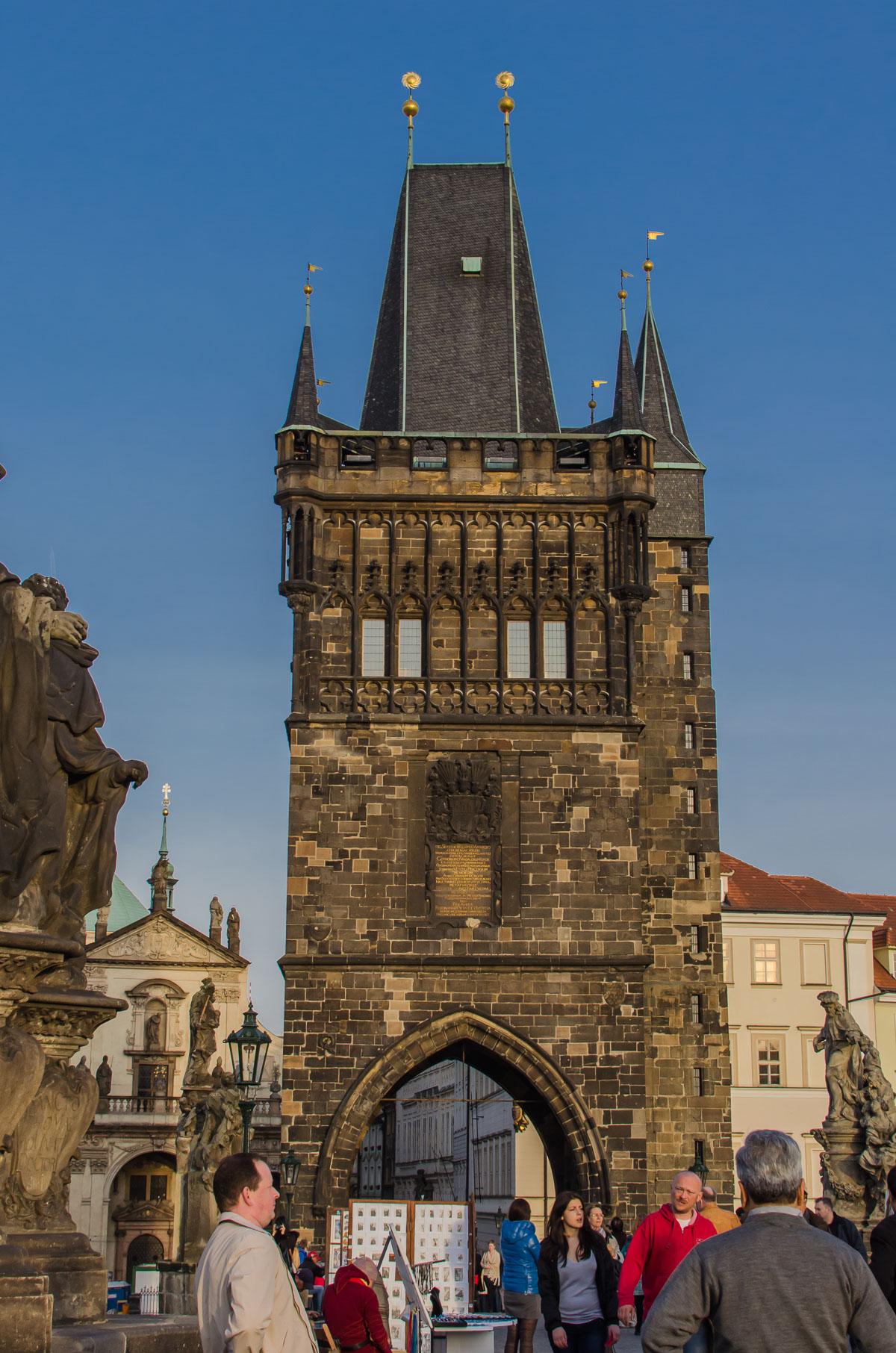 Вежа на Карловому мості