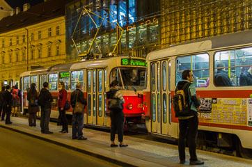 Пражські трамваї