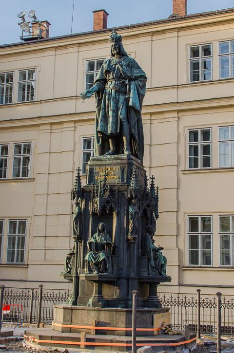 Пам'ятник Карлу IV