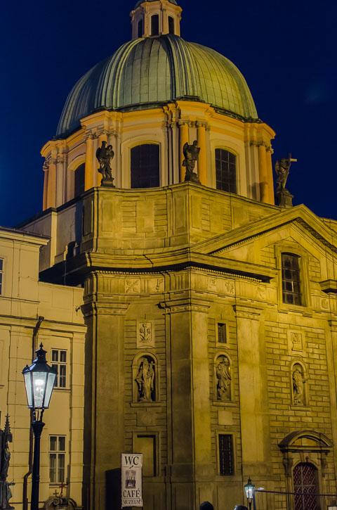 Костел ордену Хрестоносців