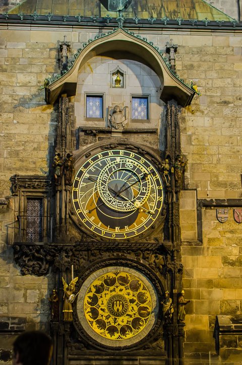 Астрономісний годинник