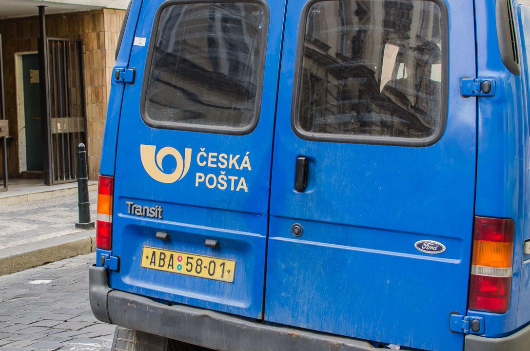 Чешська пошта
