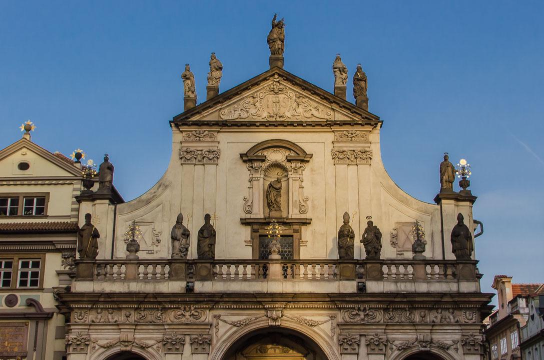 Костел святого Сальватора