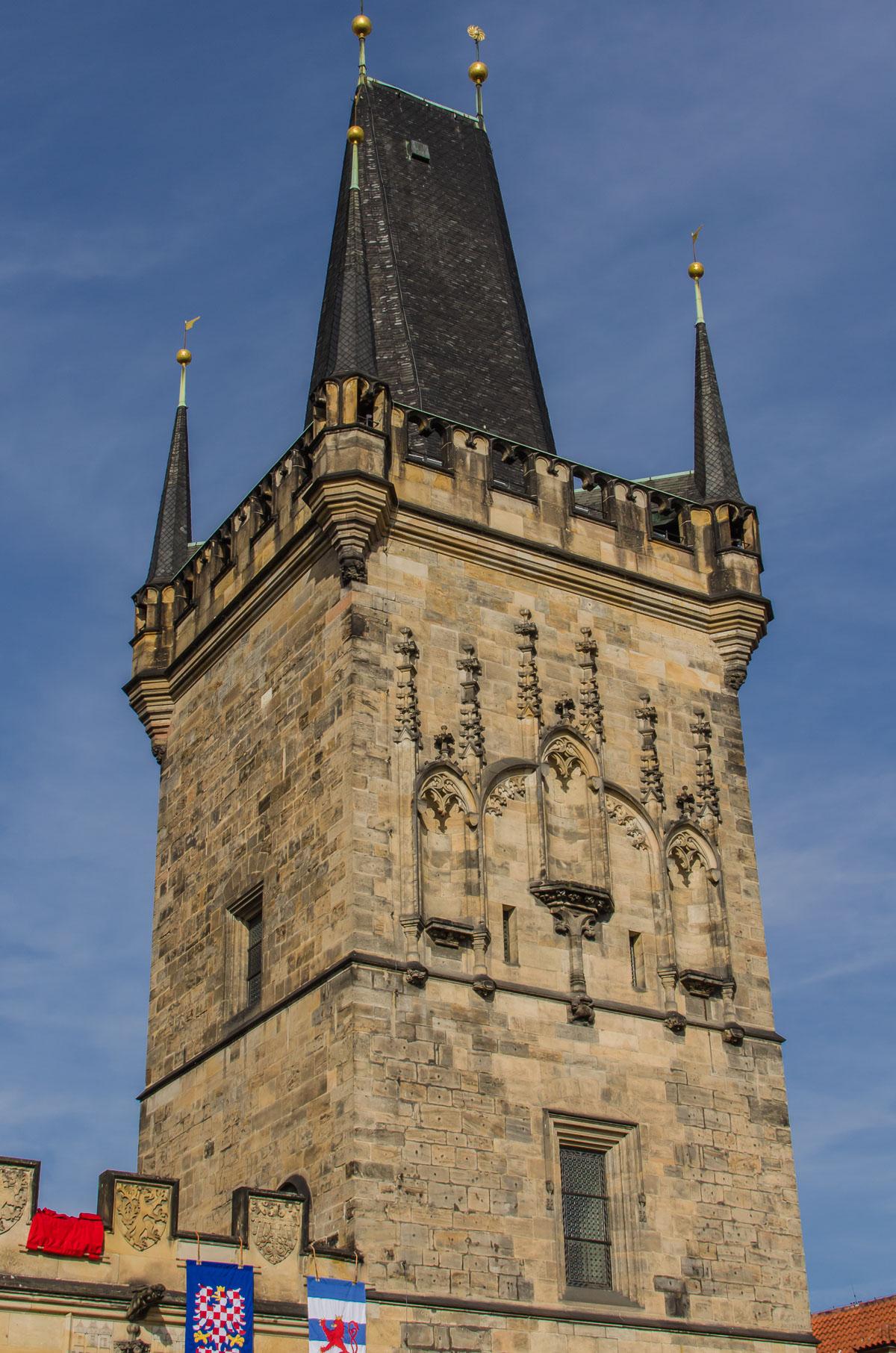 Вежа мосту