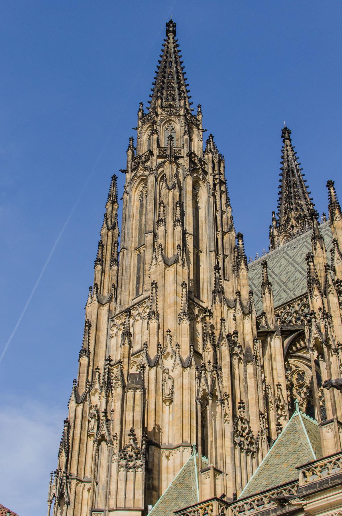 Вежі собору
