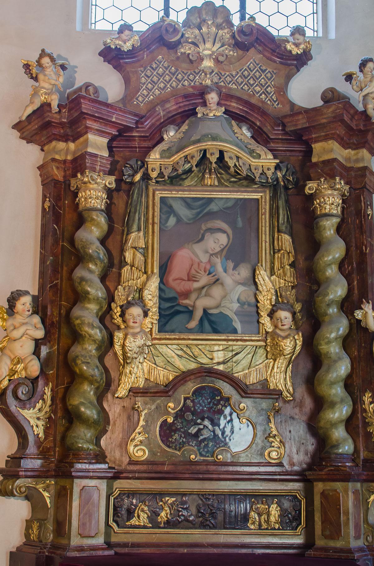 Оздоблення базиліки
