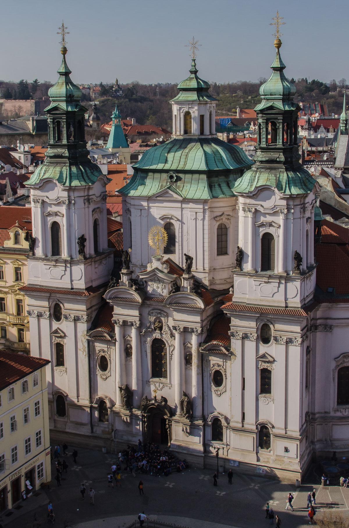 Церква святого Мікулаша