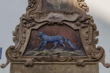 Синій вовк