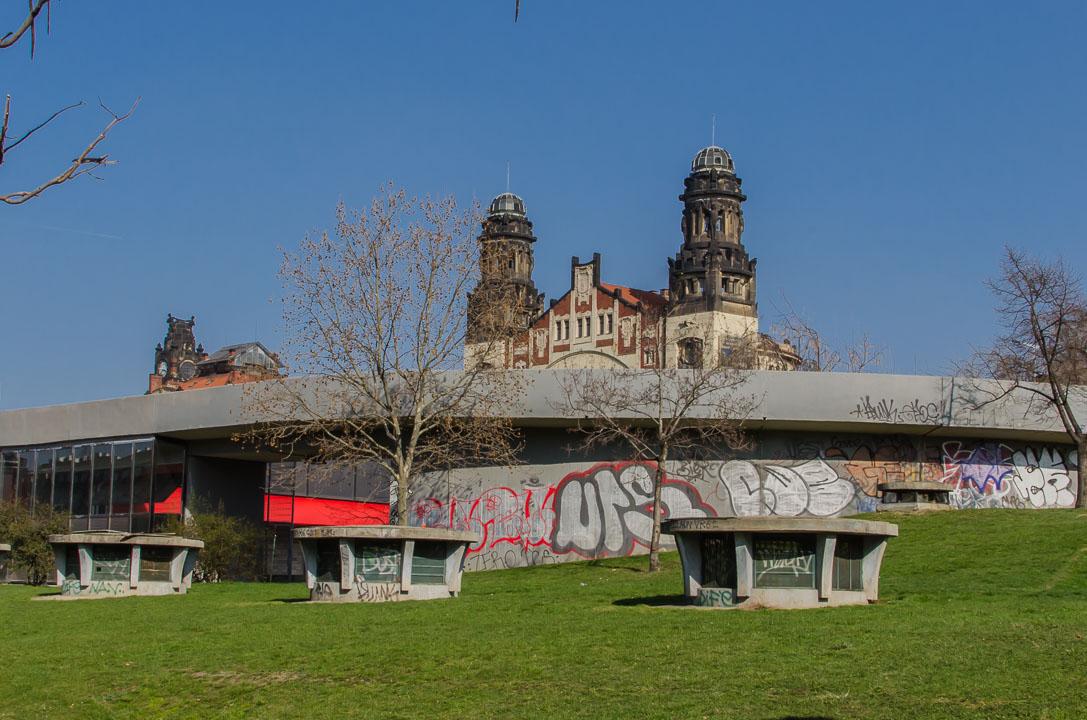 Історичний будинок вокзалу