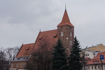 Костел святого Хреста
