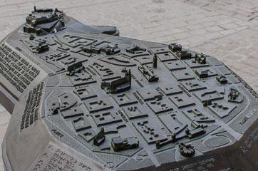 Схема центру міста