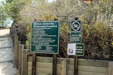 Правила поведінки в парку