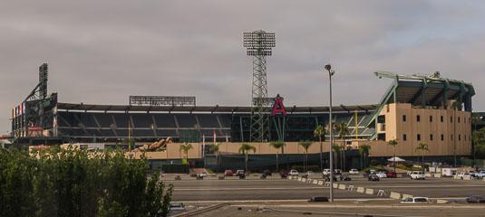 Стадіон Angels of Anaheim