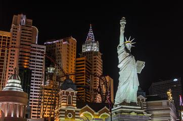 «Нью Йорк — Нью Йорк» та статуя Свободи