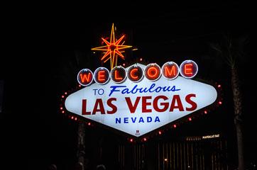 Вітаємо в Лас Вегасі