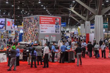 Виставка SGIA Expo 2012