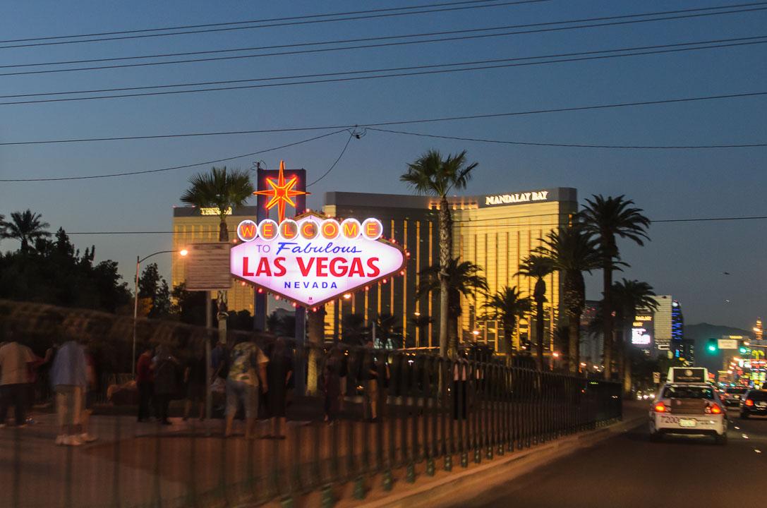 Прощавай, Лас Вегас