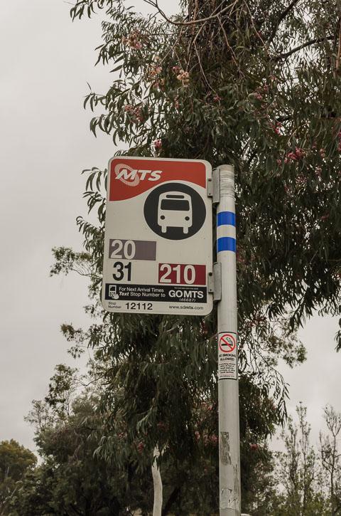 Зупинка автобусів