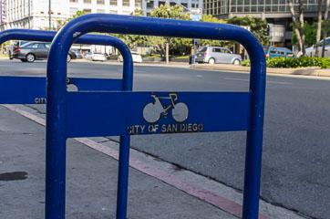 Стоянка велосипедів