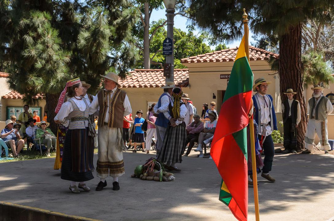 Литовські танці