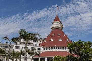 Готель del Coronado