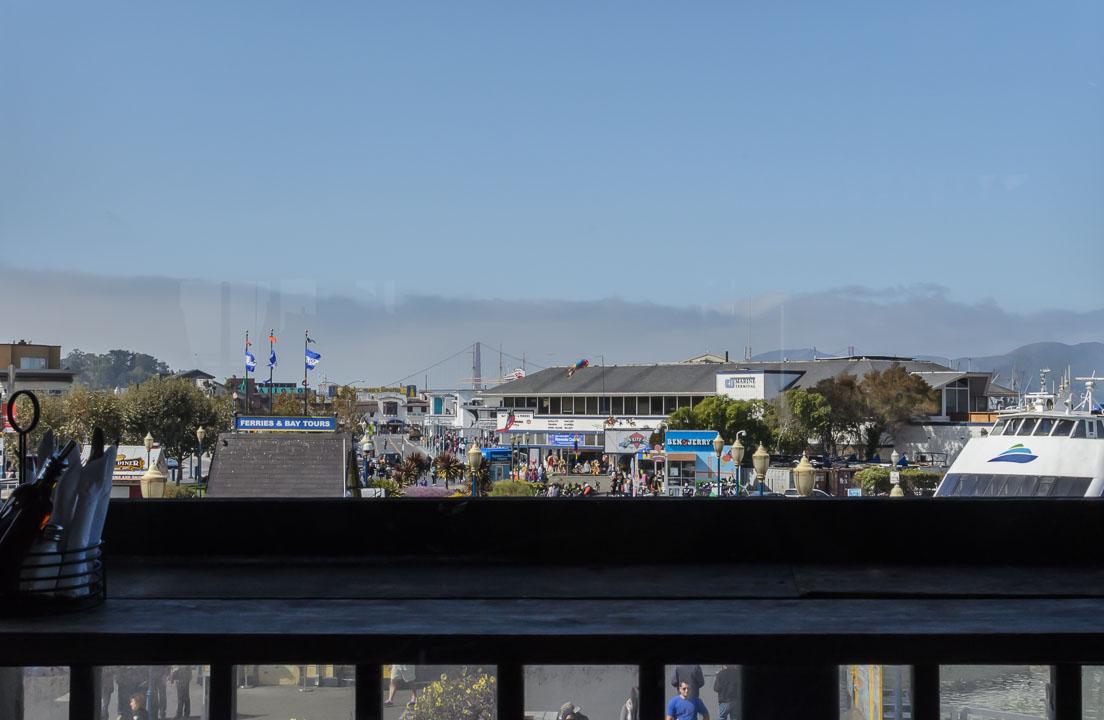 Вид з ресторану