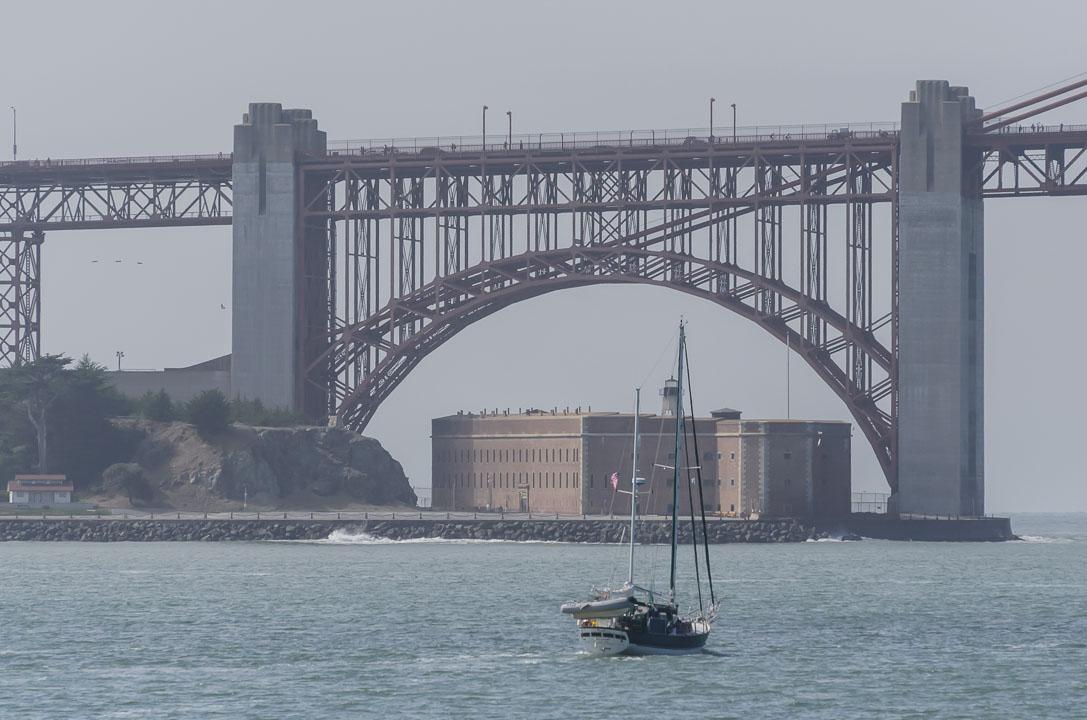 Форт під мостом