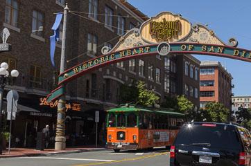Історичне серце Сан Дієґо